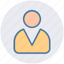 employee, human, man, people, profile, user icon