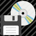 computer memory, data storage, hard disk, peripheral device, storage device icon