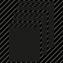 book, info icon