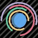 circular, chart