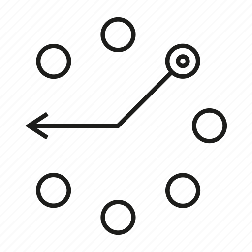 radar, scan icon