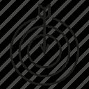 arrow, dart, focus, game, target