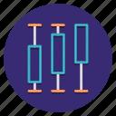 box, data, plot icon