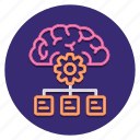 deep, education, learning icon