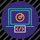 code, developer, development, software icon