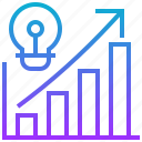 chart, data, information, statistic, visualisation icon