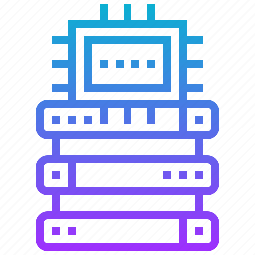 computer, data, operation, processing, transform icon