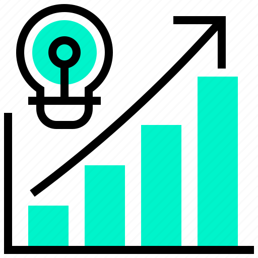 Chart, data, information, statistic, visualisation icon - Download on Iconfinder