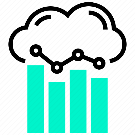 Analytics, business, cloud, data, information icon - Download on Iconfinder