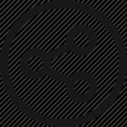 communication, connect, data, server icon