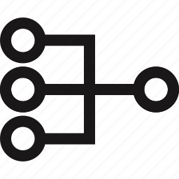 communication, connection, data, server icon