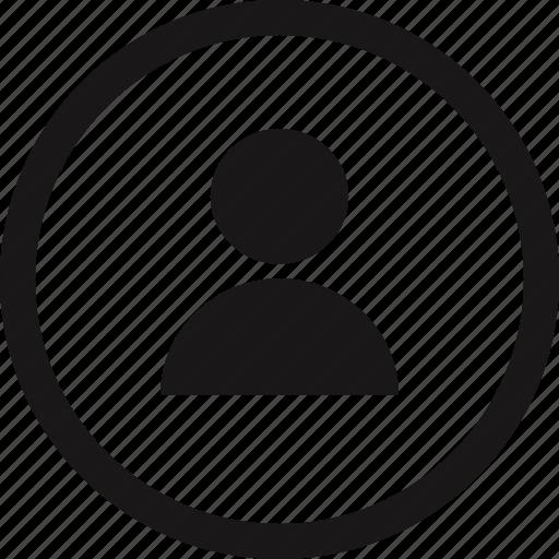 communication, data, person, user icon