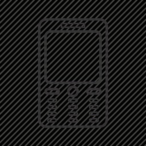 cellphone, device, mobile, smartphone icon