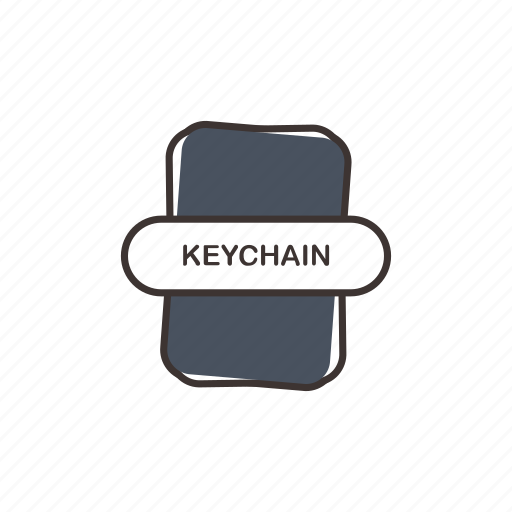 extension, file, keychain icon