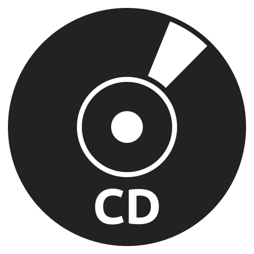 cd, media, multimedia, music, player icon