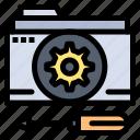 b10, configuration, folder, options, setting, tools icon