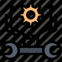 b14, control, gear, setting, tools