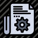 b15, document, folder, setting, tools icon