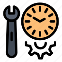 b20, clock, options, preferences, settings, tools
