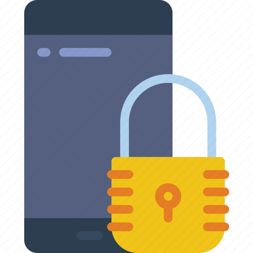 data, mobile, protect, protection, secure, security icon