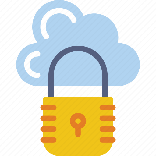 data, lock, protect, protection, secure, security icon