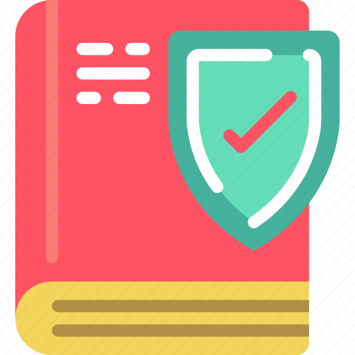 data, guidelines, protect, protection, security icon