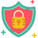 data, protect, protection, secure, security, website icon