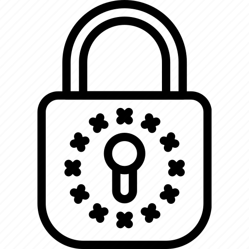 Data, gdpr, lock, protect, protection, security icon - Download on Iconfinder