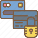 data, payment, protect, protection, secure, security icon