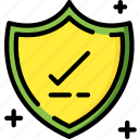 data, protect, protected, protection, security icon