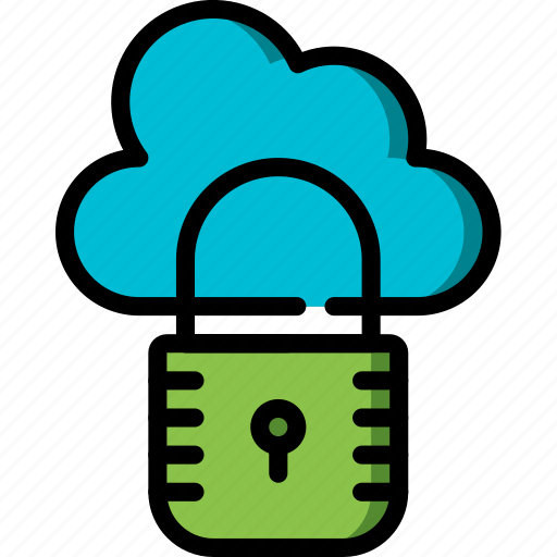 Cloud, data, protect, protection, secure, security icon - Download on Iconfinder