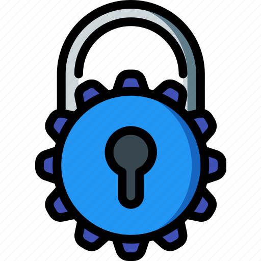 data, lock, locked, protect+, protection, security icon
