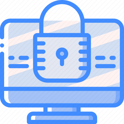 data, desktop, protect, protection, secure, security icon