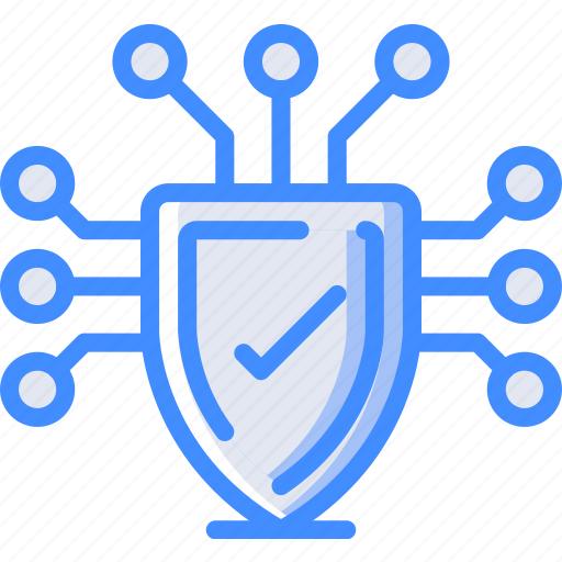data, online, protect., protection, security icon