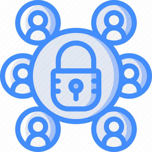 data, group, policy, protect, protection, security icon