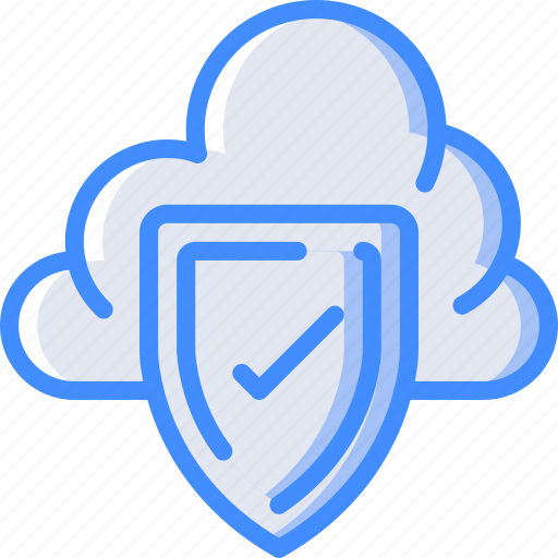 Cloud, data, protect, protection, security icon - Download on Iconfinder