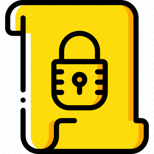 data, file, protect, protection, secure, security icon