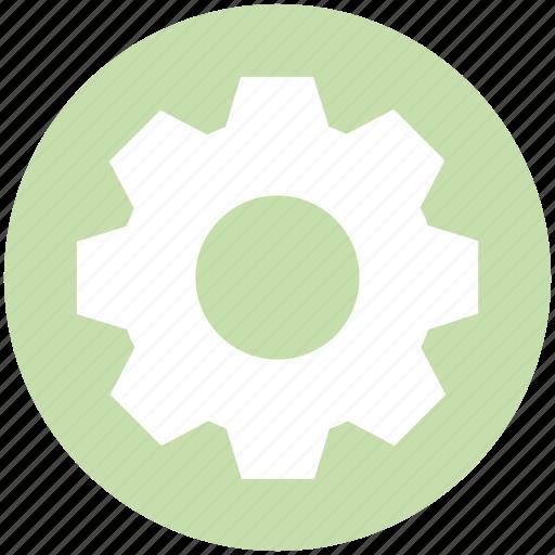 cogwheel, data science, gear, options, setting icon