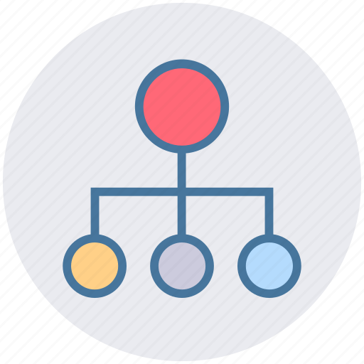 connection, data, data science, diagram, network icon