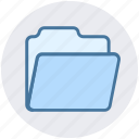 archive, data, directory, folder, storage icon