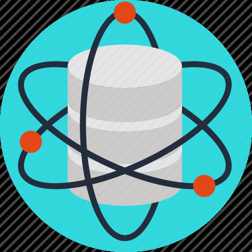 data, database, science, server, storage icon
