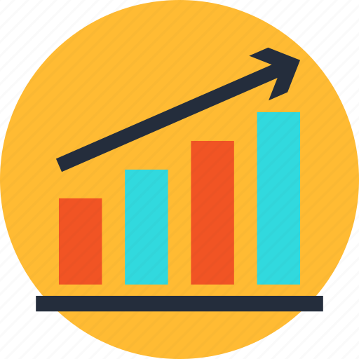 analysis, forecast, graph, math, model, statistical, statistics icon