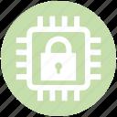 chip, cpu, data, hardware, lock, processor, security