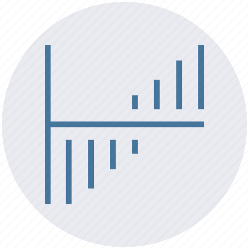 chart, data, data science, ecommerce, graph, increase, sales icon