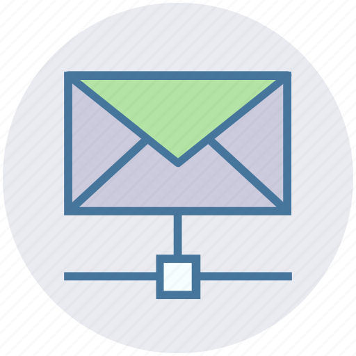 email, envelope, letter, mail, message, sharing icon