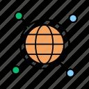 global, world, globe, earth, flag, country, planet