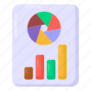 graphical presentation, business analysis, data report, statistical analytics, business report