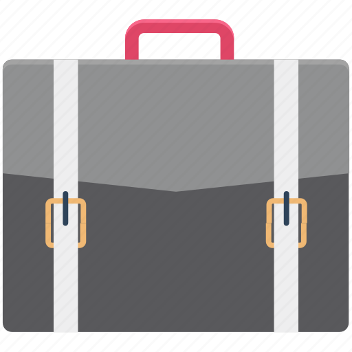 bag, briefcase, business bag, portfolio, suitcase icon