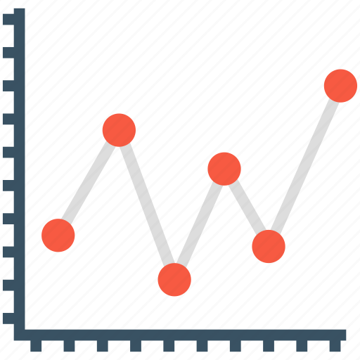 Analysis, analytics, graph, infographic, line graph icon - Download on Iconfinder