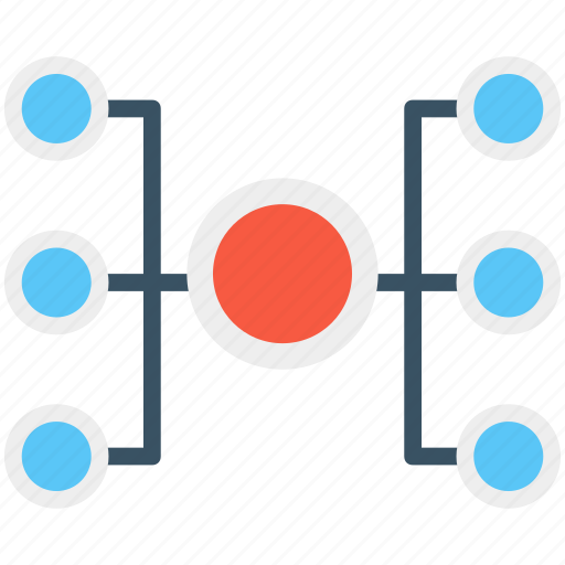 Connections, network, network grid, network sharing, networking icon - Download on Iconfinder